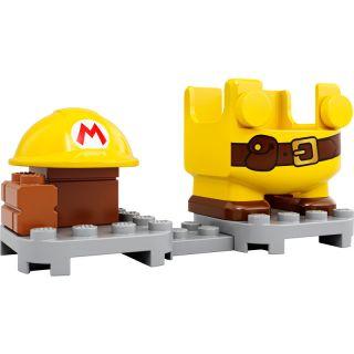 LEGO Leaf 2020 - Stavitel Mario – obleček