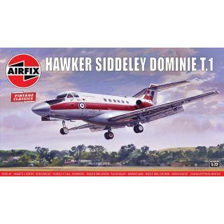 Classic Kit VINTAGE letadlo A03009V - Hawker Siddeley Dominie T.1 (1:72)