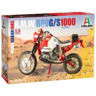 Model Kit motorka 4641 - BMW 1000 Dakar 1985 (1:9)