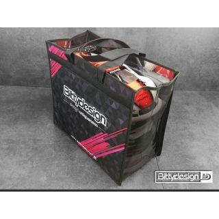 Přepravní taška pro 1/10 silniční karoserie (190-200mm)