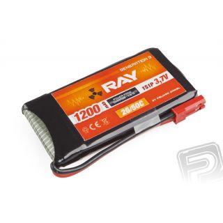 G3 RAY Li-Pol 1200mAh / 3,7