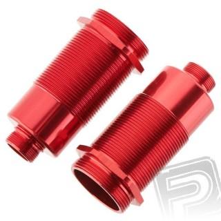 Telo tlmiča 16x44mm kov - červené Typhon (2 ks.)