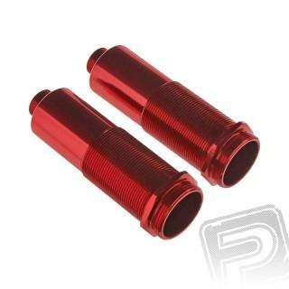 Telo tlmiča 16x63mm kov - červené Kraton (2 ks.)