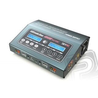SKY RC D400 Ultimate Duo nabíjač 2x 200W nabíjač