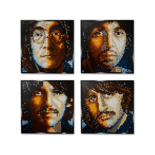 LEGO Zebra 2020 - The Beatles