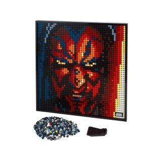 LEGO Zebra 2020 - Star Wars Sith