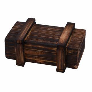 Dřevěná bedna