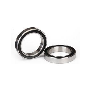 Traxxas ložisko 15x21x4mm s černým gumovým krytem (2)