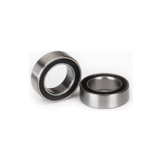 Traxxas ložisko 5x8x2.5mm s černým gumovým krytem (2)