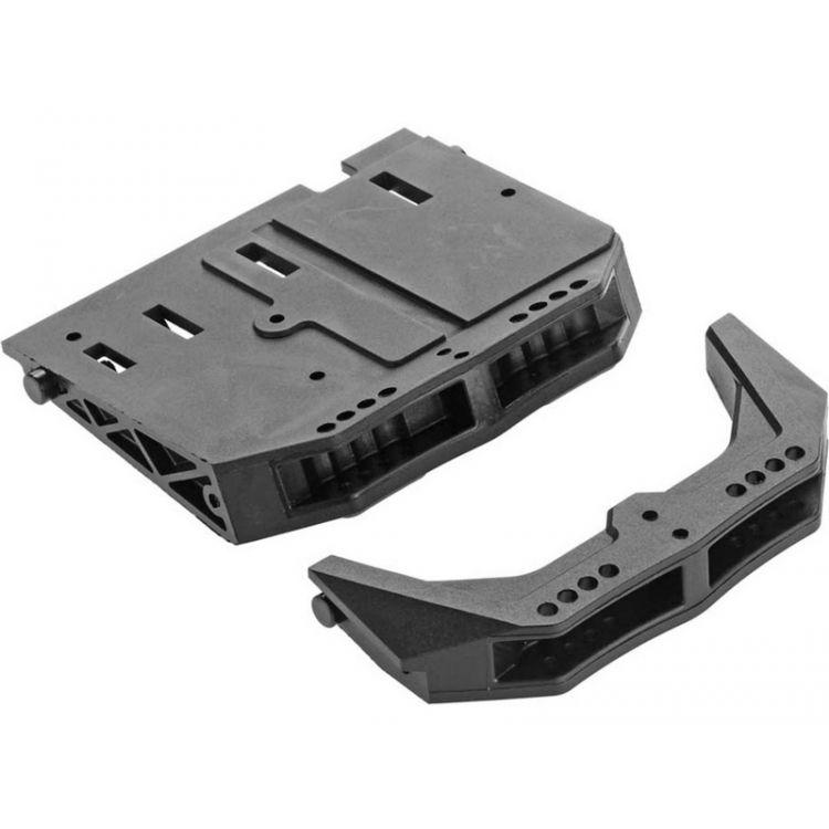 AR320356 Arrma držák tlumičů přední/zadní