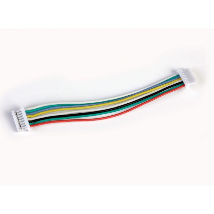 4 v 1 regulace PWM kabel 8pin 7cm