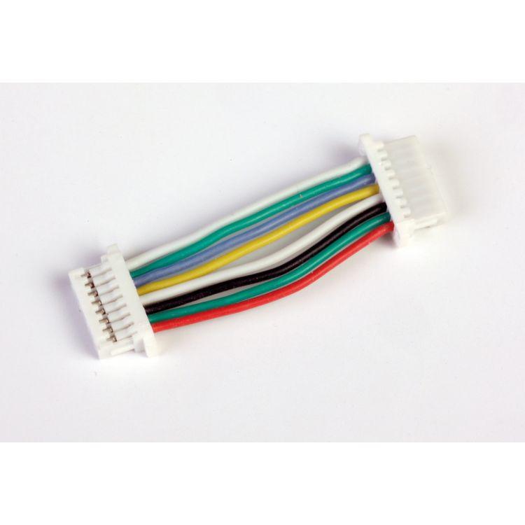 4 v 1 regulace PWM kabel 8pin 3cm