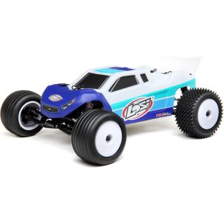 Losi Mini-T 2.0 Brushless 1:18 RTR modrá/bílá