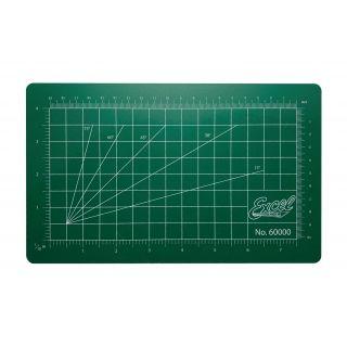 Řezací podložka 14x23cm (Zelená)