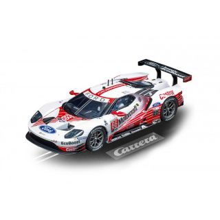 Auto Carrera D124 - 23893 Ford GT Race Car No.66