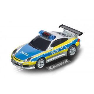 Auto Carrera D143 - 41441 Porsche 911 Polizei