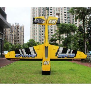 """107"""" Edge 540 V3 scale 35% (2 700 mm) 100ccm Žlutá"""