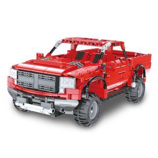 Pickup F150 - RC stavebnice z kostek