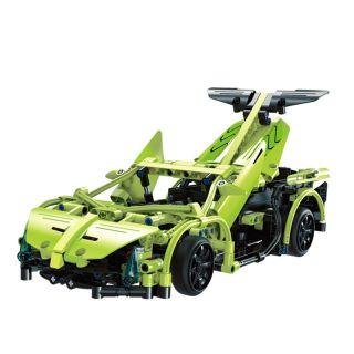 Závoďák - Sports Car RC stavebnice z kostek