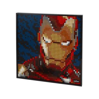 LEGO Zebra 2020 - Iron Man od Marvelu