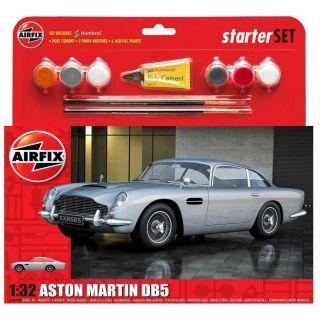 Starter Set auto A50089B - Aston Martin DB5 Silver (1:32)