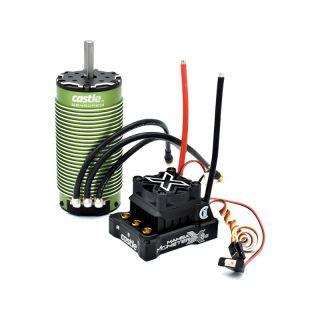 Castle motor 2028 800ot/V senzored, reg. Mamba Monster X 8S