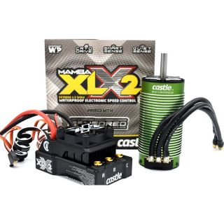 Castle motor 2028 800ot/V Senzored, reg. Mamba XLX 2