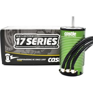 Castle motor 1717 1650ot/V senzored