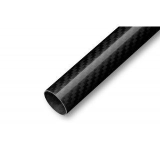 Uhlíková trubka Pletená 10/9mm 1m
