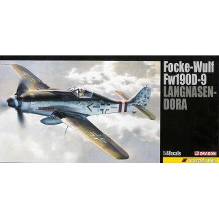 Model Kit letadlo 5575 - FOCKE-WULF Fw190D-9 'LANGNASEN-DORA' (1:48)
