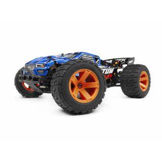 Quantum XT Flux 1/10 4WD Stadium Truck - Modrý