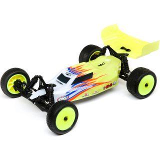 Losi Mini-B 1:16 RTR žlutá