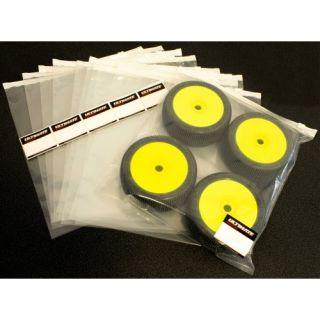 ZIP LOCK sáčky pro skaldování gum (10 ks.)