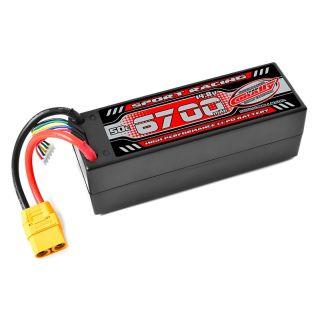Power Racing 50C - 6700mAh - 4S - 14,8V - XTT90 - Hardcase (s TRAXXAS adaptérem)