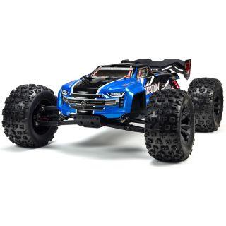 Arrma Kraton 6S BLX 1:8 4WD RTR modrá
