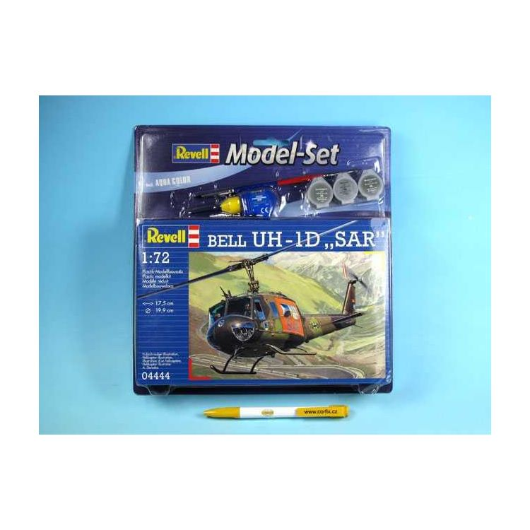 "ModelSet vrtulník 64444 - Bell UH-1D ""SAR"" (1:72)"