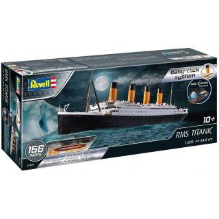 EasyClick diorama 05599 - RMS Titanic + 3D Puzzle (Iceberg) (1:600)