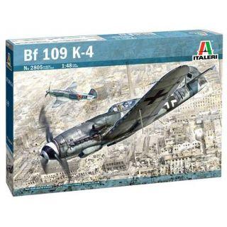 Model Kit letadlo 2805 - Bf 109 K-4 (1:48)