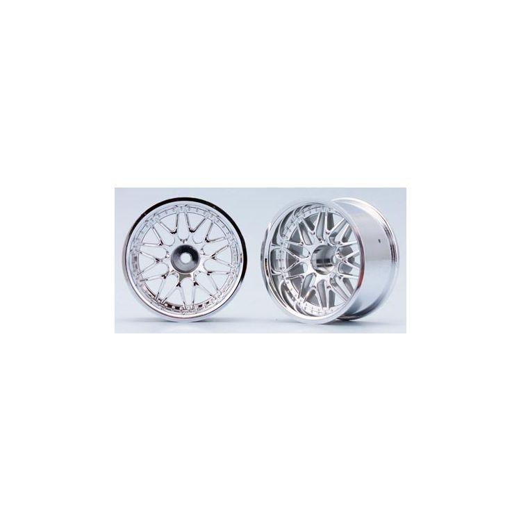 10-paprskové disky (Chromová), Offset 12mm