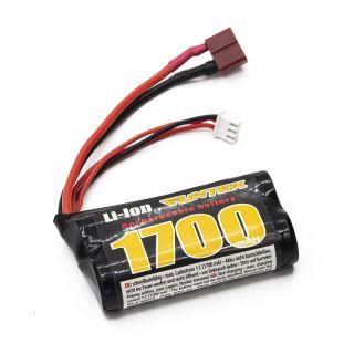 STX - Li-Ion sada 7,4V/1700mAh 15C s T-DYN konektorem
