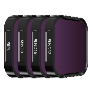 Freewell sada čtyř ND filtrů Standard Day pro GoPro Hero 9 Black (4K)