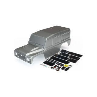 Land Rover Defender: Karosérie strieborná