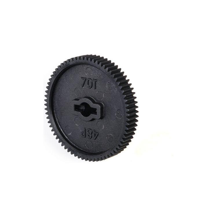 4-TEC 2.0: Čelné ozubenie kolies 70T