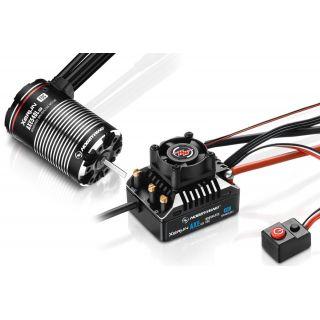 COMBO XERUN AXE 540L R2-1400KV - senzorové