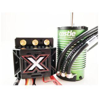 Castle motor 1515 2200ot / V senzored s reg. Mamba Monster X