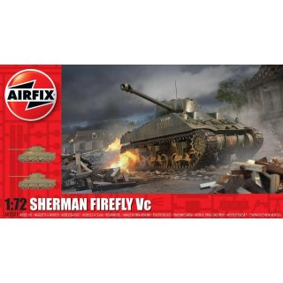 Classic Kit military A02341 - Sherman Firefly (1:72)