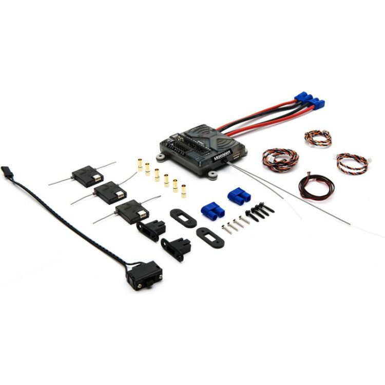 Spektrum prijímač AR20310T DSM2 / DSMX 20CH s telemetriou