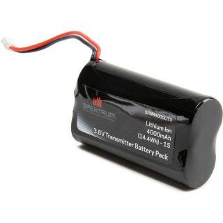 Spektrum - batérie vysielača LiIon 4000mAh DX6R