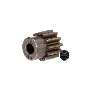 Traxxas pastorok 12T 1.0mm na hriadeľ 5mm HD