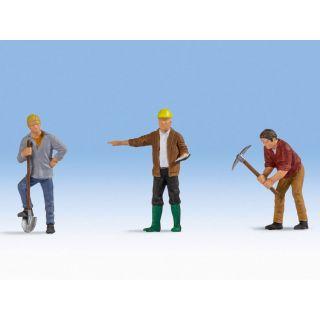 Stavební robotníci  NO17830